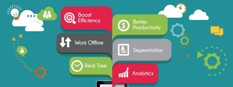 چه ویژگیهایی نرمافزار CRM را برای کسب و کارهای مختلف ضروری میکند؟